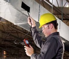 Очистка вентиляции - телеинспекция вентиляции и дымоходов